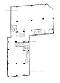 泛海大厦 -标准平面图