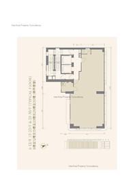 德辅道中238号 -标准平面图