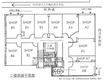 捷利大厦 -标准平面图