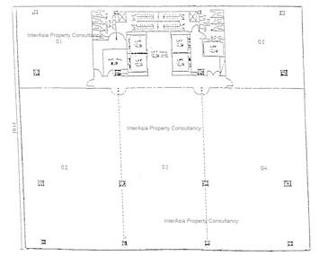 明辉中心 -标准平面图