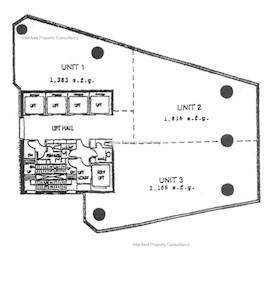 金龙中心 -标准平面图