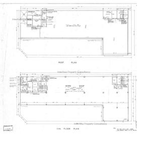 金凯工业大厦 -标准平面图