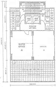 生和大厦 -标准平面图