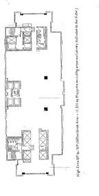 半岛酒店办公室大楼 -标准平面图