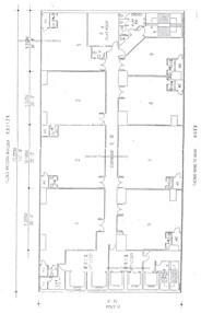 威登中心 -标准平面图