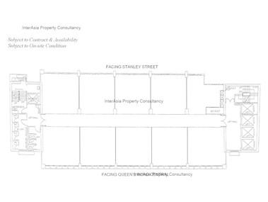 卡佛大厦 -标准平面图