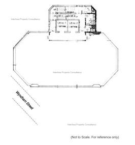贺善尼大厦 -标准平面图