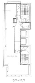 宝勒巷10号 -标准平面图