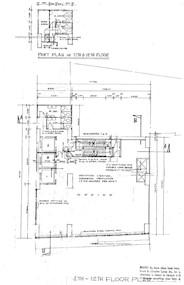 永恒商业大厦 -标准平面图