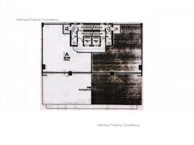 洛洋阁商业大厦 -标准平面图