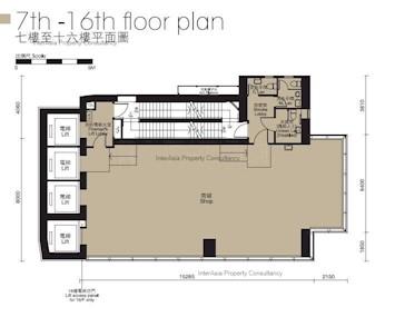 安兰街18号 -标准平面图