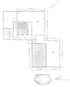 裕成商业大厦 -标准平面图