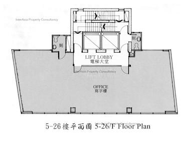 明珠行 -标准平面图