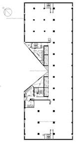 礼顿中心 -标准平面图