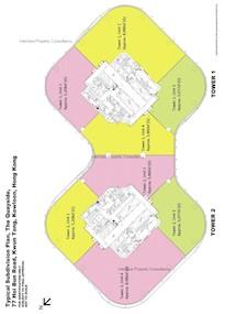 海滨汇 -标准平面图