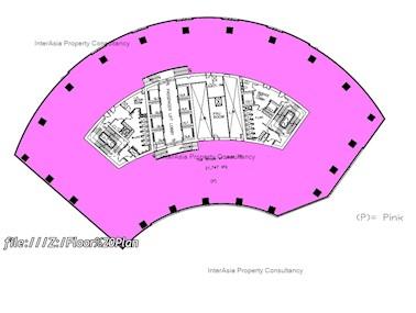 新世纪广场 1期-标准平面图