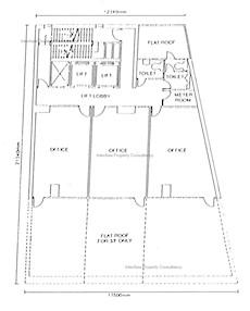 余仁生中心 -标准平面图