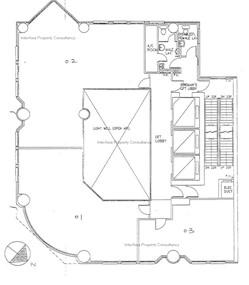 兴玮大厦 -标准平面图