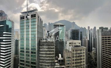 Shun Tak Centre West Tower