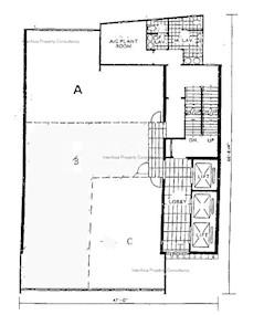 佳诚大厦 -标准平面图
