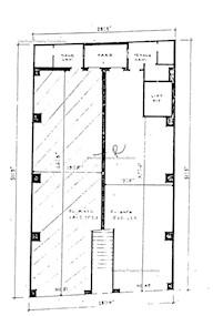 金铭楼 -标准平面图