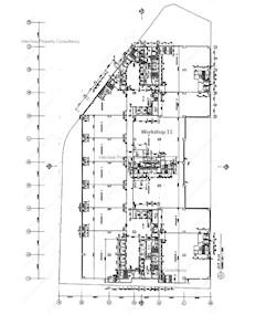 维港中心1座 -标准平面图