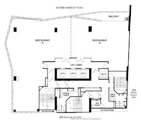 金巴利道68号 -标准平面图