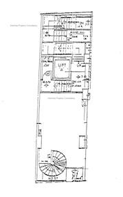 科达商业大厦 -标准平面图