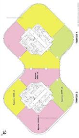 海滨汇 2 座-标准平面图