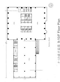 瑞安中心 -标准平面图
