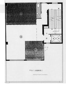 拔萃商业大厦 -标准平面图