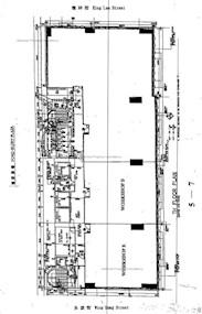 福源广场 -标准平面图