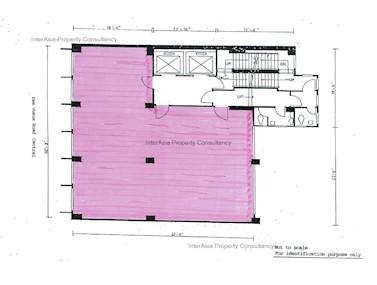 德佑大厦 -标准平面图