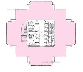 理文商业中心 -标准平面图