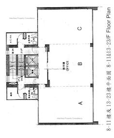 洛克中心 -标准平面图