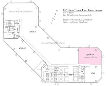 时代广场 2座-标准平面图