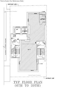 亚士厘道17-19号 -标准平面图