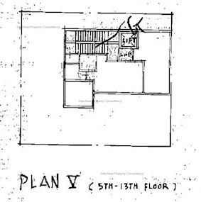 兴明楼 -标准平面图