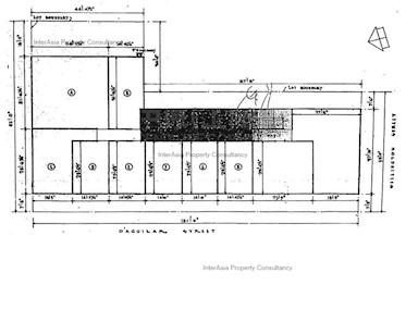 业丰大厦 -标准平面图