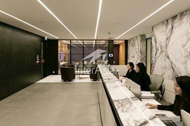 国际金融中心一期 - The Executive Centre-1