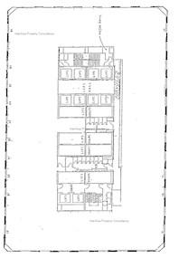 怡和大厦 -标准平面图