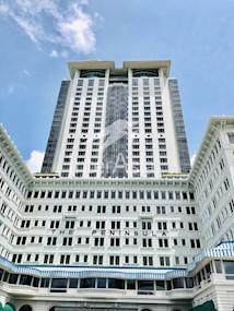 半岛酒店办公室大楼-1