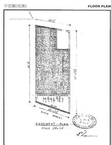 伊利近街22号 -标准平面图
