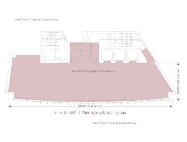 The Wellington -标准平面图