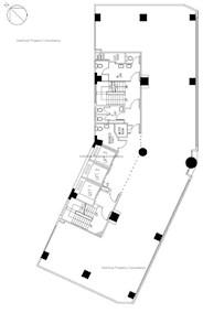 利园六期 -标准平面图