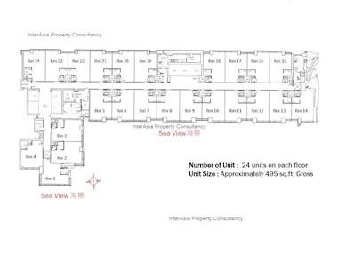 香叶道41号 -标准平面图