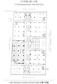 汉口中心 -标准平面图