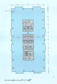 太古城中心1期 -标准平面图