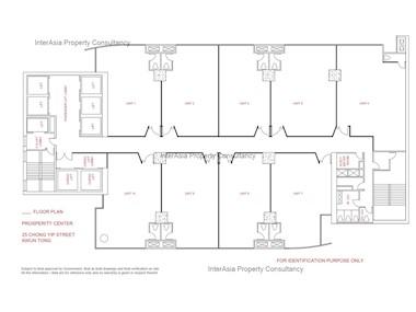 Prosperity Center -Typical Floorplan