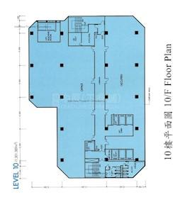 东角中心 -标准平面图
